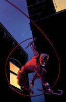 Daredevil Heroes Print by DeclanShalvey