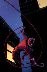 Daredevil Heroes Print