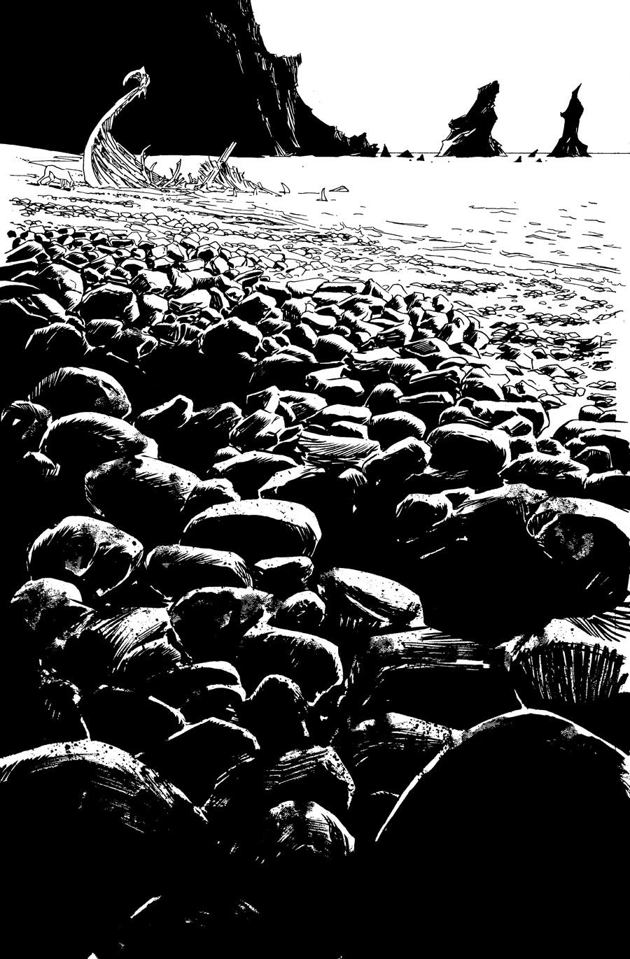 NORTHLANDERS 45 Page 1 by DeclanShalvey