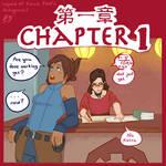 Korra and Asami Adventure: p1