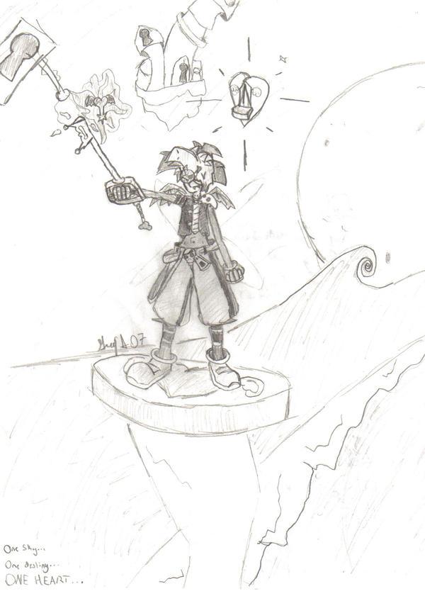 ._. Old doodles. Halloween_Town_Sora_by_CaffiT3hDoodler
