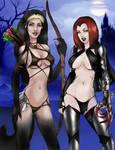 Girls of Martial Power 2