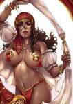 Shadows of Brimstone: Camilla Juanita Rodriguez