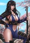 Forbidden Fortress: Tomoko Katsura (SFW)