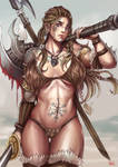 Gates of Valhalla: Erika Nordhagen (SFW)