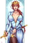 Infinities: Queen Pella Ardinay (Aysle)