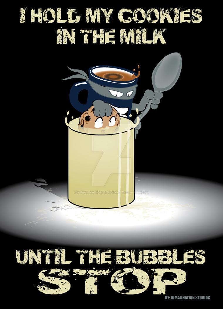 Coffee-crimes-Cookie-murder by Nimajination-Studios