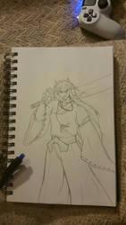 Inuyasha by JediMasterEeth