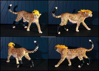 Bday present 2017 - Little Cheetah by RHCP-Cream
