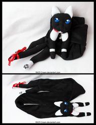 Cat scarf - neko