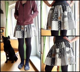Corgi-Skirt