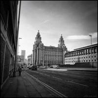 Liverpool in the Morning by reydoo