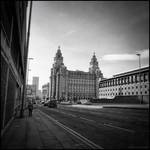 Liverpool in the Morning