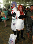 Otakon 2011 - Team Rocket by mugiwaraJM