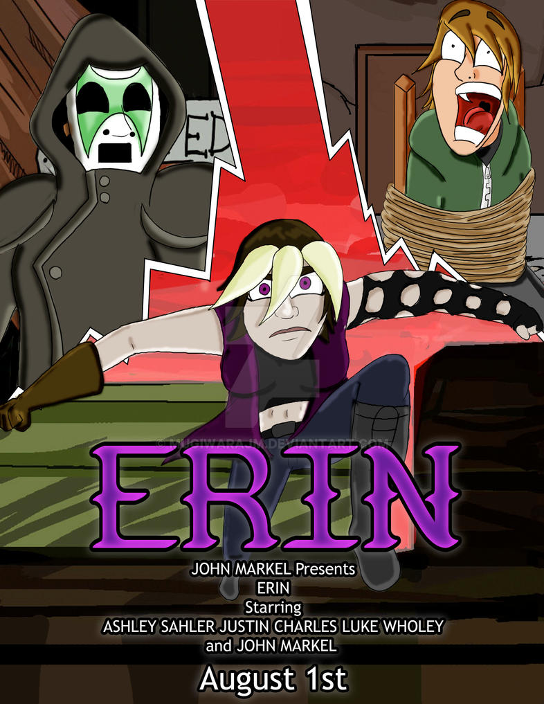 Erin Final Poster by mugiwaraJM
