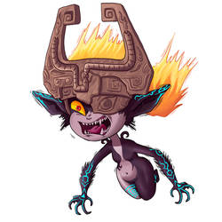 Very angry Midna