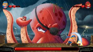 Carla and Lucas:Deck Crew mockup screenshot 2