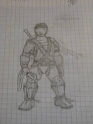 Archar Till'Allan : Sketches