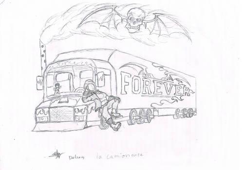 A7x Truck ( La Camioneuse, Original )