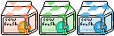 Emote Milk Carton Project by PokeartKid