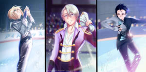 YURI ON ICE by invisible-16