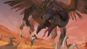 Desert Griffon