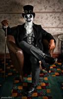 The Gentleman Rorschach by alexkhaine