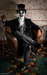 The Gentleman Rorschach