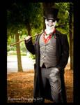 The Gentleman Rorschach 2 by alexkhaine