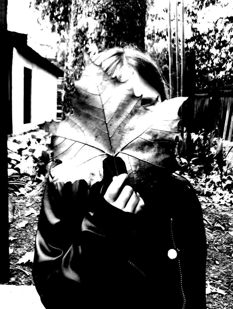 Leaf me alone by alexkhaine