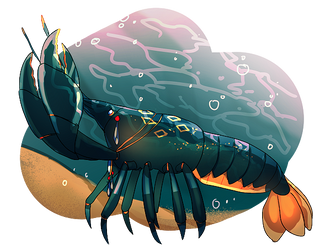 [styg] very fancy lobster