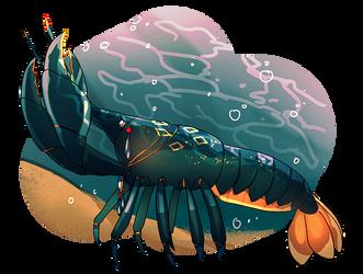 [styg] very fancy lobster