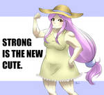 Strong Is The New Cute