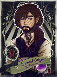 [APP] Circus Blackmere ~ Samael Grigori by TyDyeRabbit