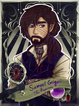 [APP] Circus Blackmere ~ Samael Grigori