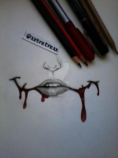 Scarred by xxtretrexx