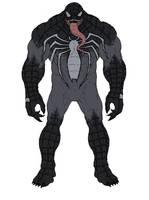 Venom Concept by monstrous64