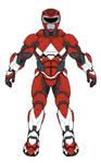 Full Power Ranger Armor