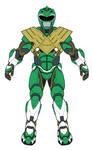 Green Ranger Armor