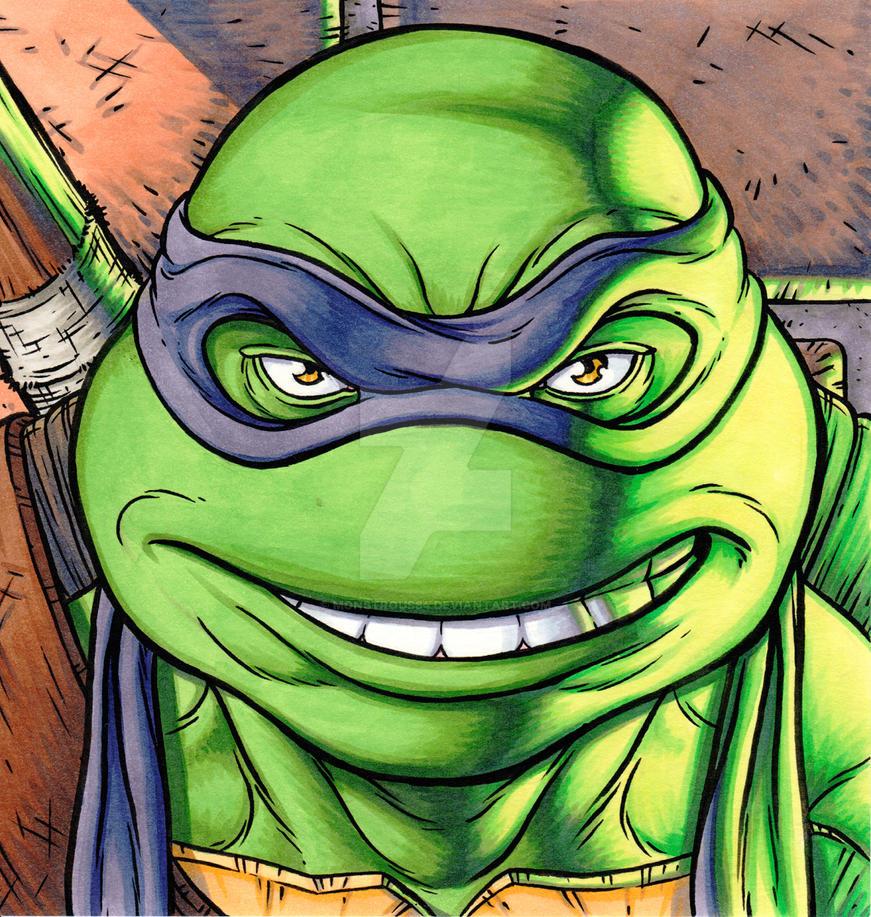 Donatello by monstrous64