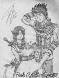 Chapter 8 - Carver and Kallian by HikariYagami22