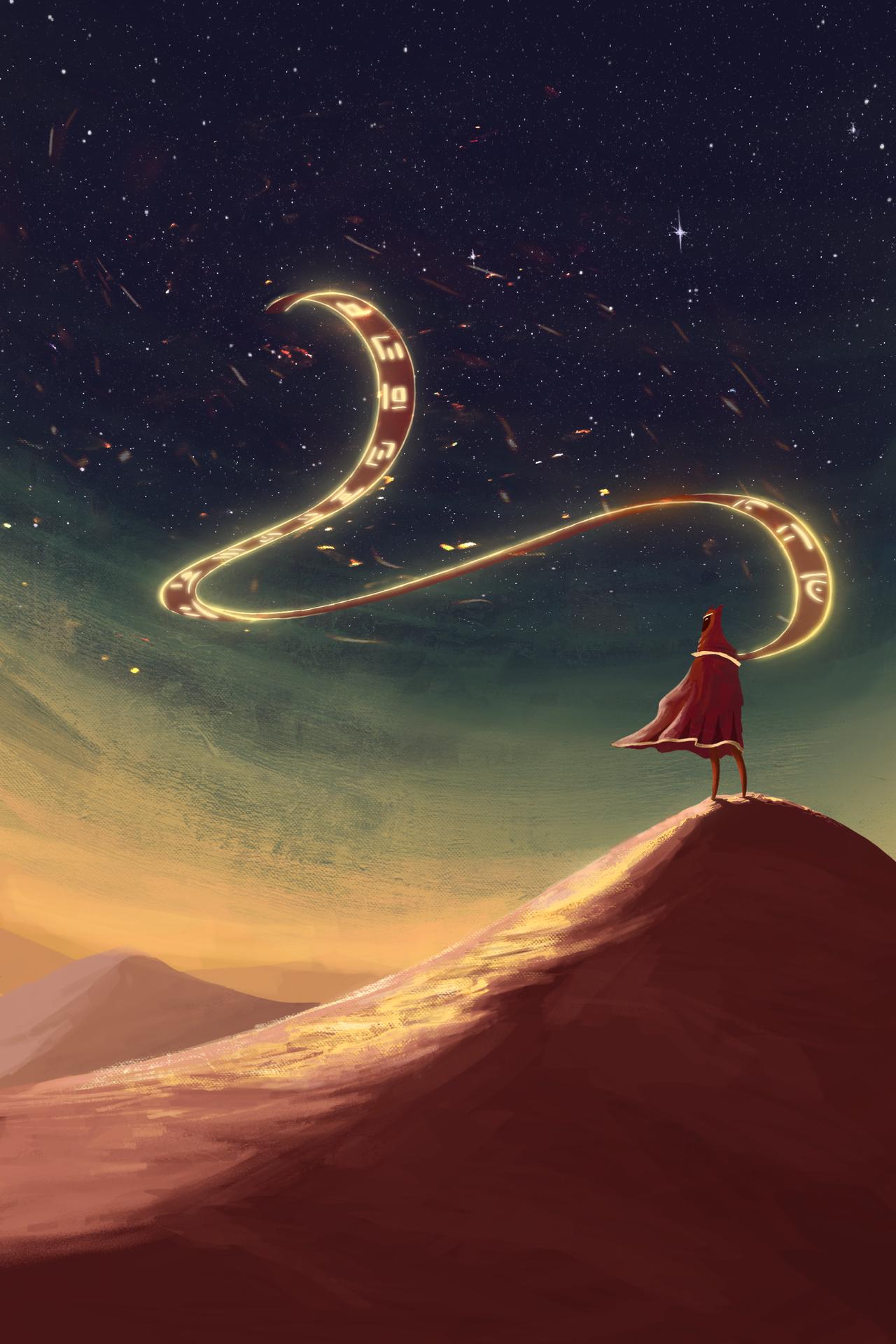 Journey by Seven-Bit