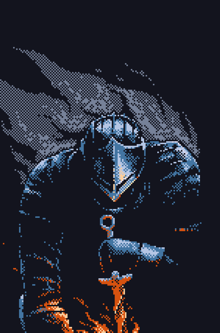 Dark Souls by Seven-Bit