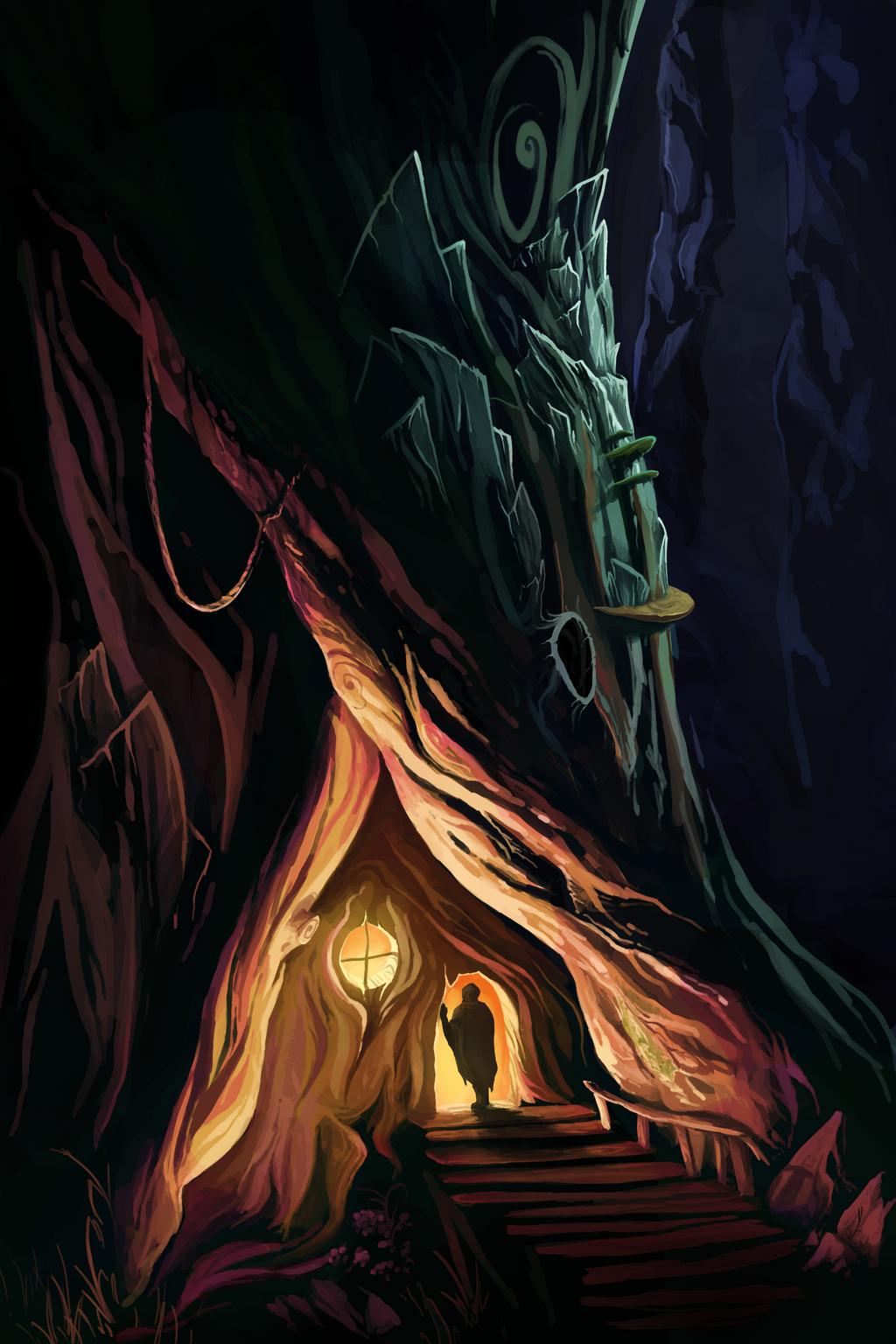 Things Betwixt [Dark Souls II] by Seven-Bit