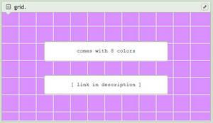 f2u grid background pack