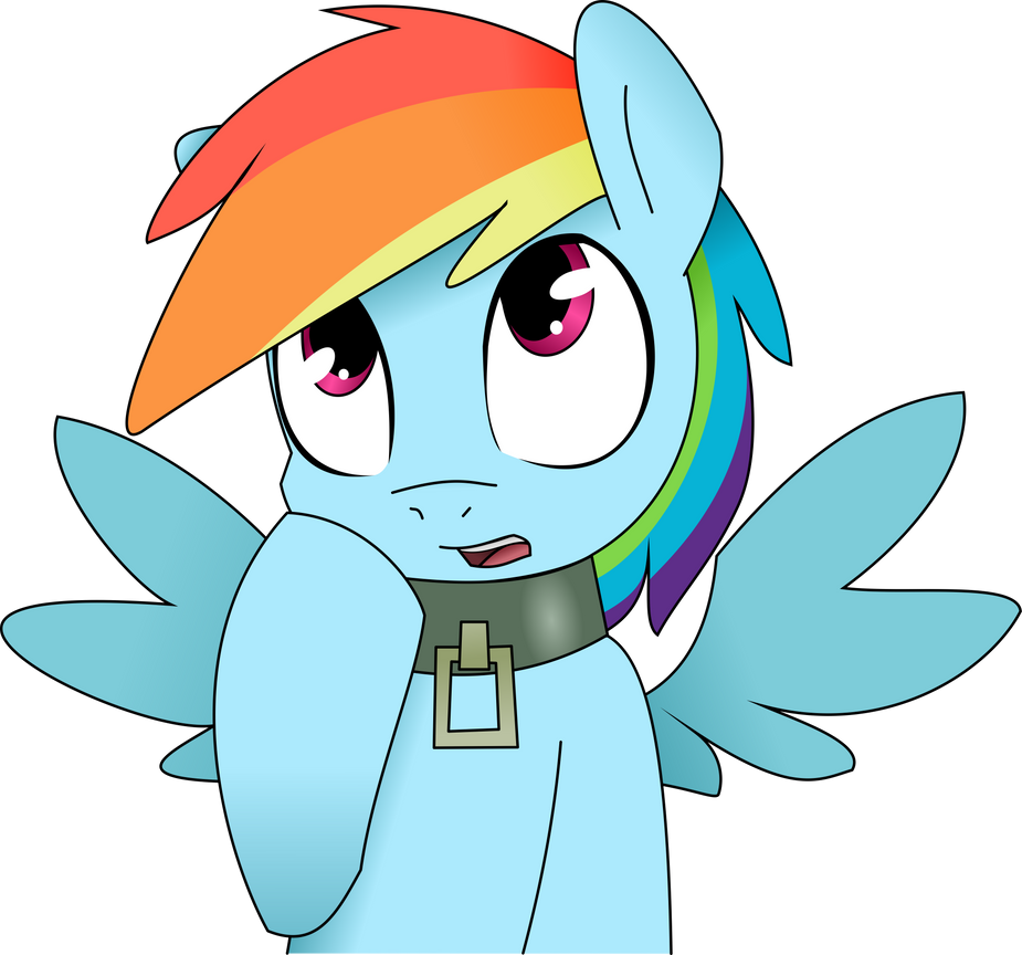 Bad Pony Dog Collars