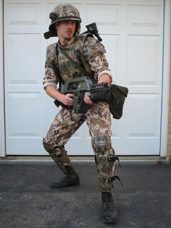 marines rifleman
