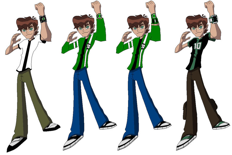 Ben 10 Omniverse Possibilities by jtest29
