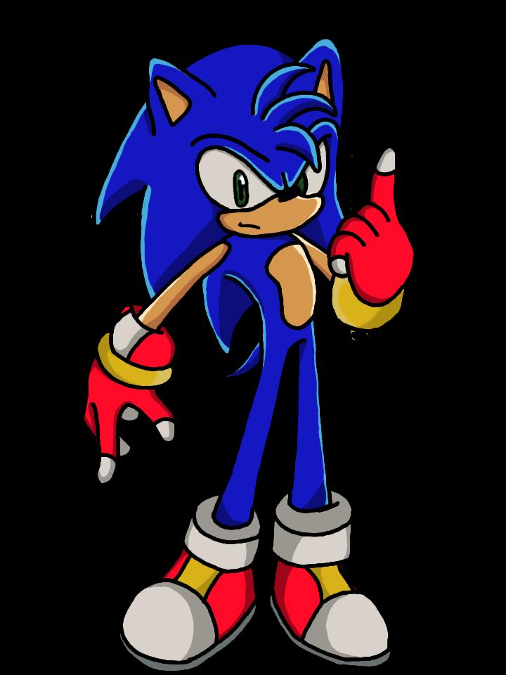 Sonic Jr by DiscoSaeba on DeviantArt