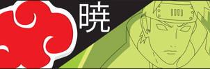 Akatsuki Banner - Yahiko